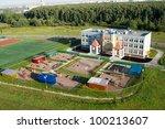Kindergarten Building With...