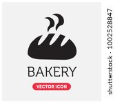 bakery vector icon illustration ...