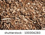 Seamless Tiling Wood Chips...