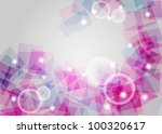 geometric minimalism background | Shutterstock .eps vector #100320617