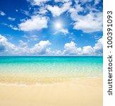 sea | Shutterstock . vector #100391093