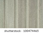 silver foil background - stock photo