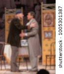 theater play theme creative... | Shutterstock . vector #1005301387