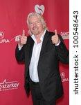 richard branson at the 2012... | Shutterstock . vector #100548643