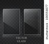 Two Transparent Labels On The...