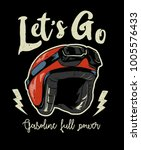 let's go with helmet vector... | Shutterstock .eps vector #1005576433