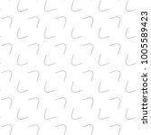 seamless ornamental vector... | Shutterstock .eps vector #1005589423