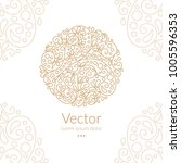 vector emblem. can be used for...   Shutterstock .eps vector #1005596353