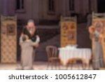 theater play theme creative... | Shutterstock . vector #1005612847