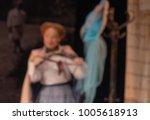 theater play theme creative... | Shutterstock . vector #1005618913