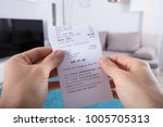 close up of person's hand...   Shutterstock . vector #1005705313