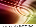 colorful ripple background | Shutterstock . vector #1005709243