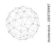 medical  technology  chemistry... | Shutterstock .eps vector #1005730987