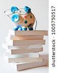 economy and finance   savings...   Shutterstock . vector #1005750517
