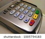 electronic data capture   Shutterstock . vector #1005754183