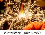 christmas new year | Shutterstock . vector #1005869077