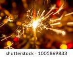 christmas new year | Shutterstock . vector #1005869833