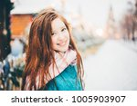 close up portrait of young...   Shutterstock . vector #1005903907