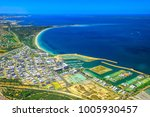 aerial view of coogee suburb of ... | Shutterstock . vector #1005930457