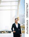 portrait of a success asian... | Shutterstock . vector #1006017667
