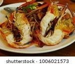 Shrimp Sauce Spaghetti