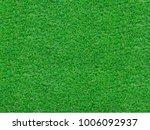 green grass texture background. | Shutterstock . vector #1006092937
