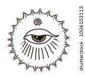 vector illustration of feminine ...   Shutterstock .eps vector #1006103113