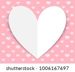 happy valentines day. greeting... | Shutterstock .eps vector #1006167697