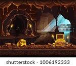 vector cartoon illustration of... | Shutterstock .eps vector #1006192333