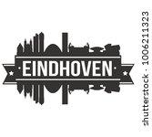 eindhoven netherlands europe...   Shutterstock .eps vector #1006211323