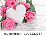 flowers composition for... | Shutterstock . vector #1006223167
