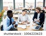 team of creative designers...   Shutterstock . vector #1006223623