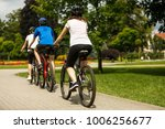 healthy lifestyle   people... | Shutterstock . vector #1006256677