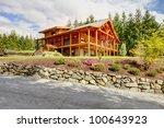 Beautiful Log Cabin On The Hil...