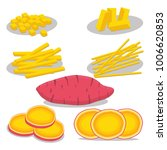 abstract vector icon... | Shutterstock .eps vector #1006620853