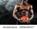 portrait of afro american...   Shutterstock . vector #1006630417