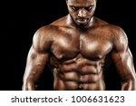 sports wallpaper on dark...   Shutterstock . vector #1006631623