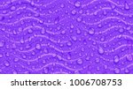 background of waves and water... | Shutterstock .eps vector #1006708753