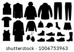 man clothes and accessories... | Shutterstock .eps vector #1006753963
