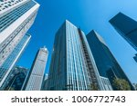 architectural complex against... | Shutterstock . vector #1006772743