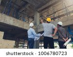 construction concept of... | Shutterstock . vector #1006780723