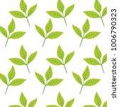 leaf pattern design   Shutterstock .eps vector #1006790323
