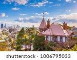 kobe  japan historic district... | Shutterstock . vector #1006795033