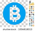 bitcoin pictograph with bonus...