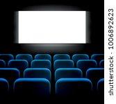 movie cinema premiere screen... | Shutterstock .eps vector #1006892623