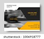 business brochure design ... | Shutterstock .eps vector #1006918777