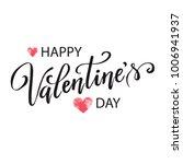 hand paint vector heart...   Shutterstock .eps vector #1006941937