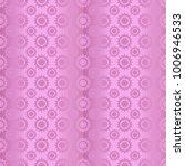 pink metallic regular seamless...   Shutterstock . vector #1006946533