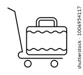cart shopping box