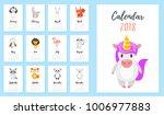 vector cartoon style... | Shutterstock .eps vector #1006977883